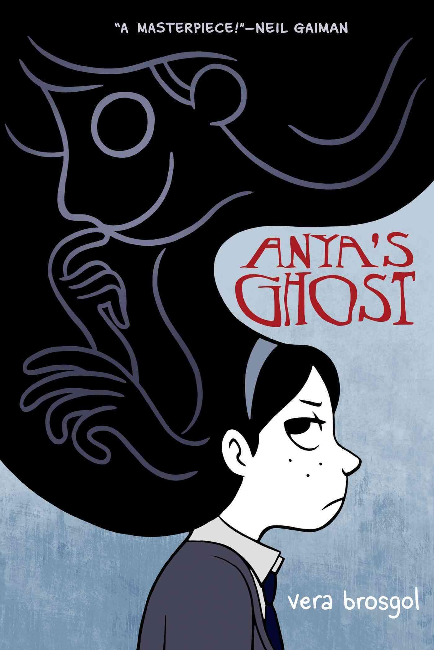 Anya's Ghost By Brosgol, Vera/ Brosgol, Vera (ILT)